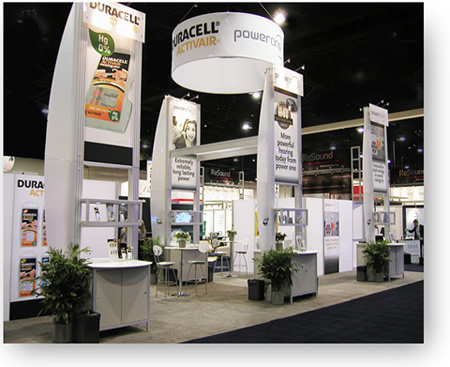 Trade Show Booth Design - Booth - Strategy - Dynamic - Pre-show